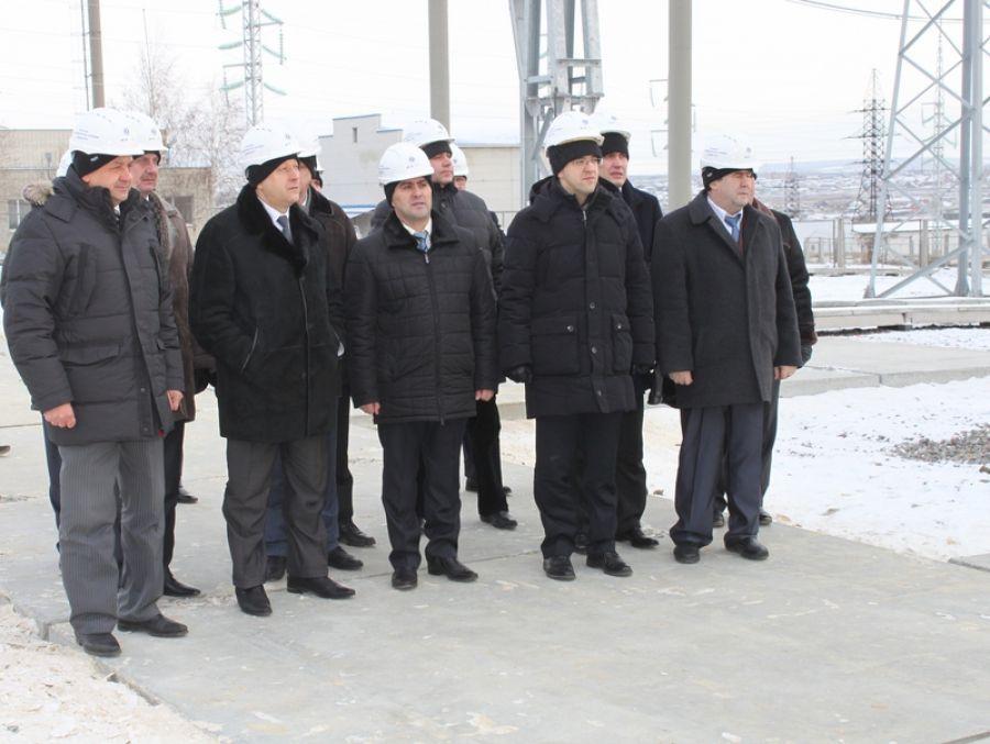 В Татищевском районе запустили новую высоковольтную линию ВЛ-500 кВ «Балаковская АЭС-Курдюм»