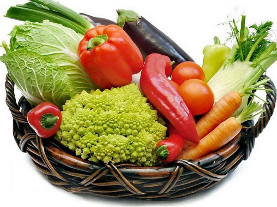Здоровое питание весной