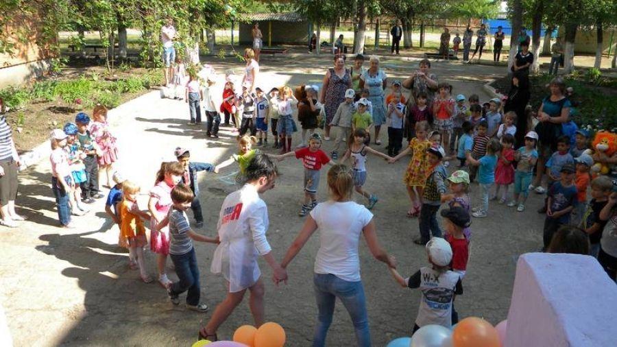 Организация летнего отдыха в муниципальных дошкольных образовательных учреждениях
