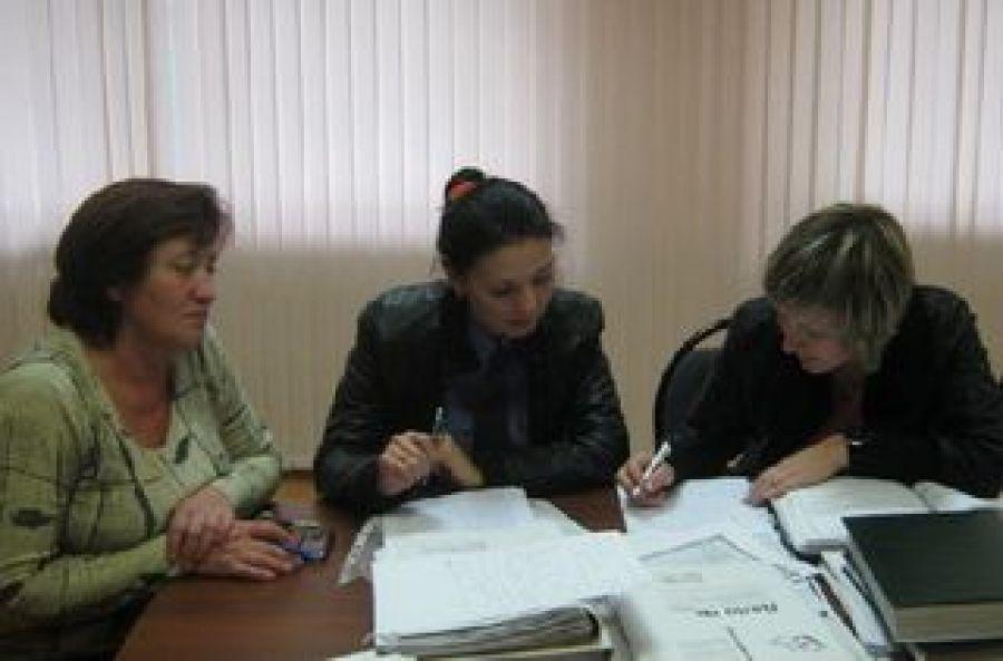 Работа администрации Сторожевского муниципального образования по регистрации граждан и снятия с регистрационного учета
