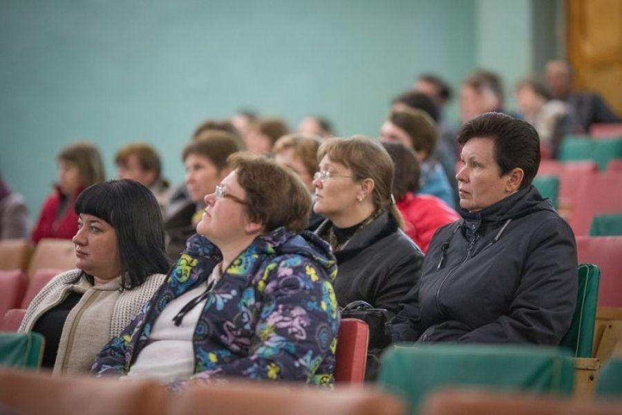Итоги социально-экономического развития подвели в Вязовском МО