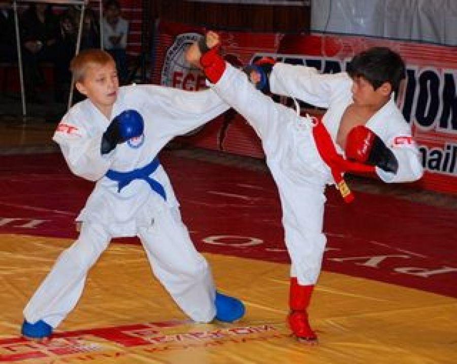 Отборочный турнир по рукопашному бою