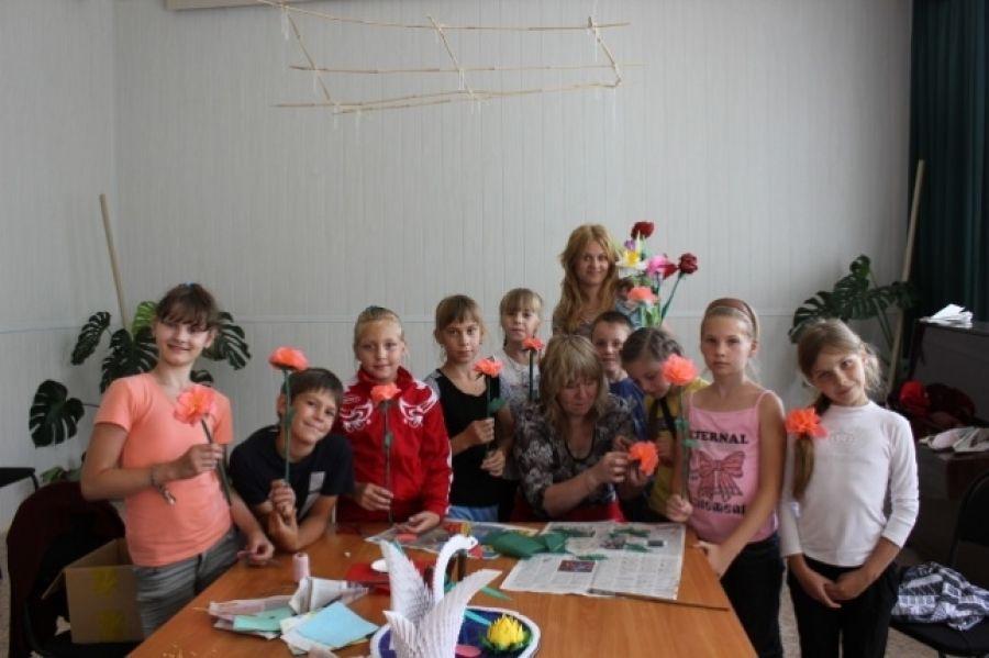Летние каникулы в Вязовской детской школе искусств