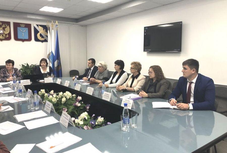 Заседание комиссии по увеличению доходов в бюджет района