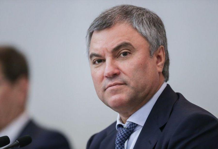 Вячеслав Володин: «Саратовская область станет межрегиональным центром»