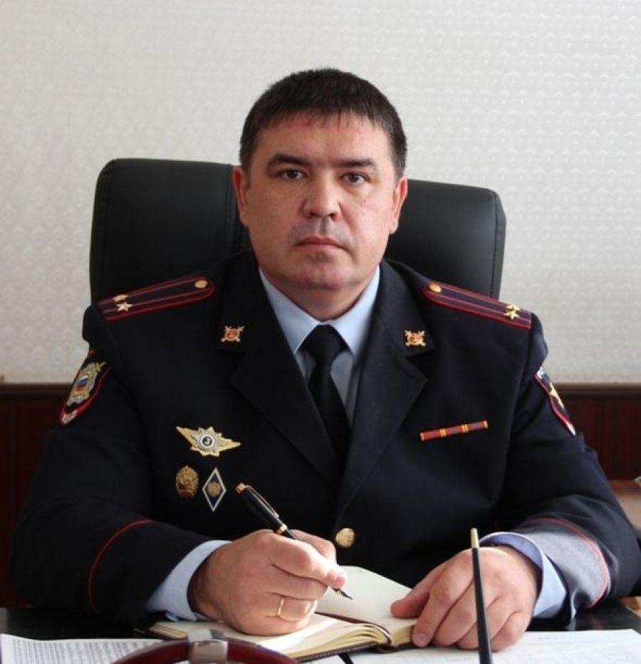 Телефонная прямая линия с начальником отдела МВД России по Татищевскому району