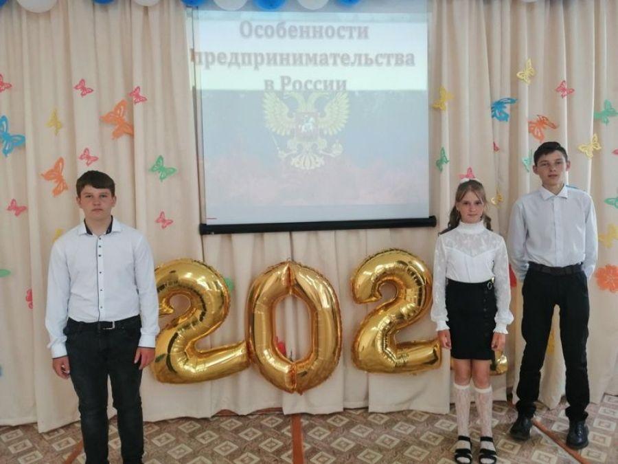 Классный час «День российского предпринимательства»