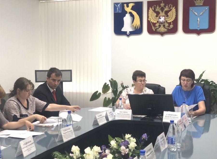 Состоялось очередное заседание рабочей группы по снижению неформальной занятости