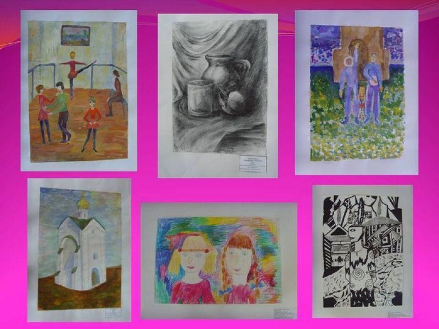 Продолжается районная детская и юношеская ассамблея искусств «Вдохновение»